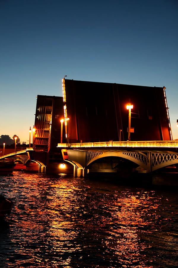 Witte Nachten Sint-Petersburg