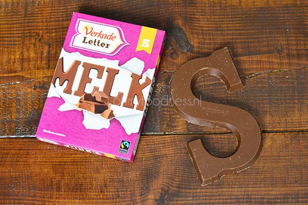 Verkade Chocoladeletter