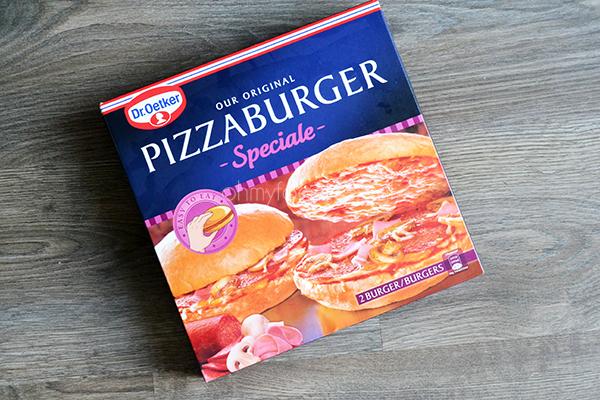 Dr. Oetker Pizzaburgers
