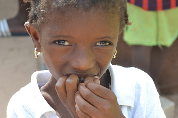 Snapshots uit Gambia