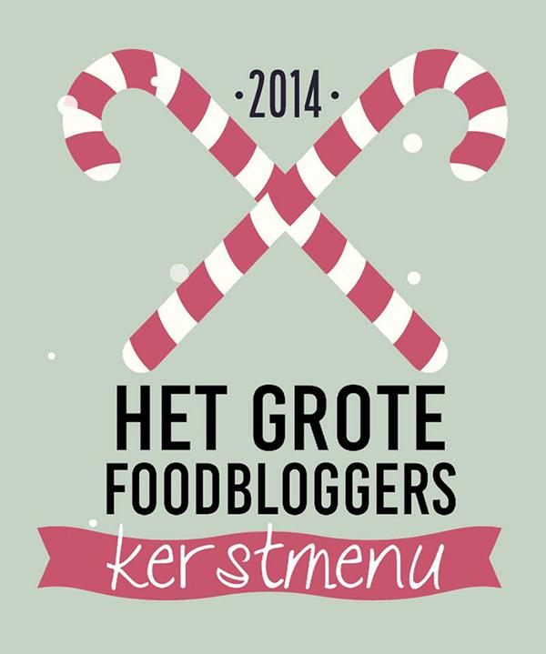 Het grote Foodbloggers Kerstmenu