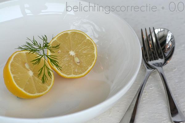 Tips voor foodfotografie