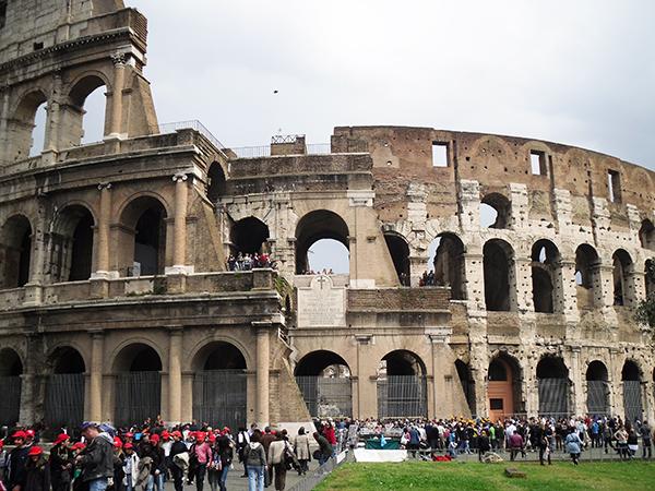 10 redenen waarom Rome de moeite waard is