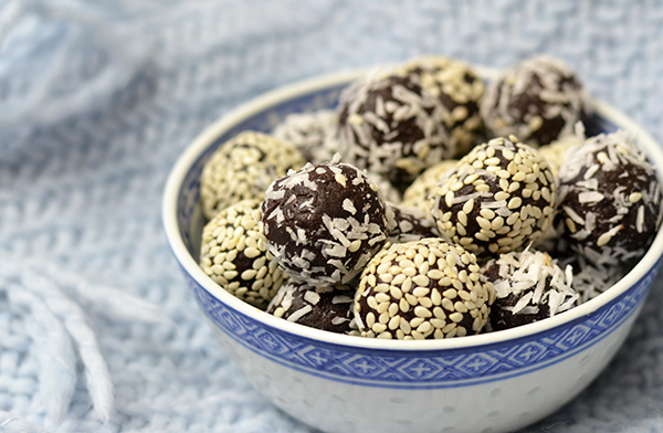 Bliss Balls