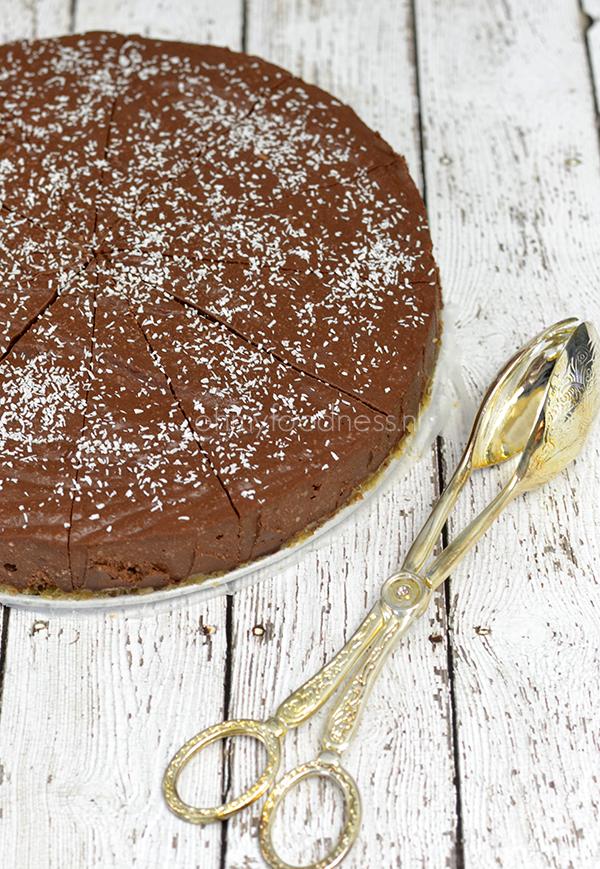 Chocolade-banaantaart
