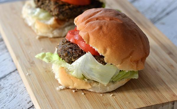 Paddenstoelenburgers
