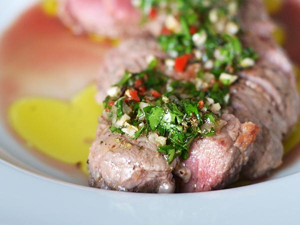 Beef Chimichurri