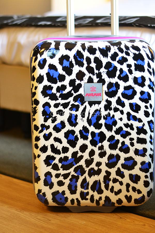 harde koffer handbagage