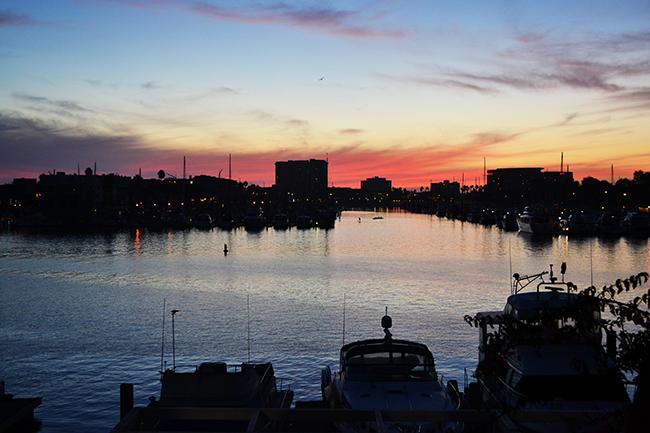 Mijn mooiste zonsondergang foto's