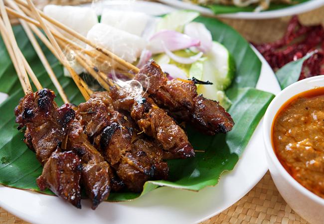 5x Indonesische gerechten