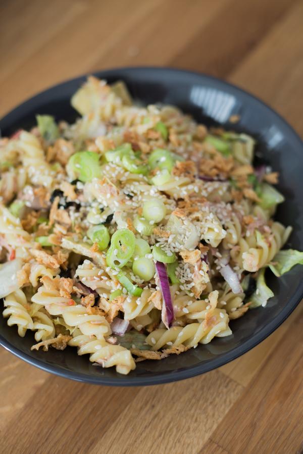 Japanse Tonijnsalade