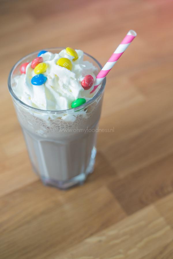 M&M's Milkshake
