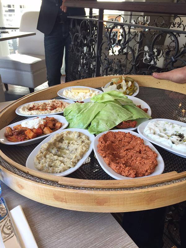 Hotspot al ocakbasi ohmyfoodness for Turks restaurant amsterdam