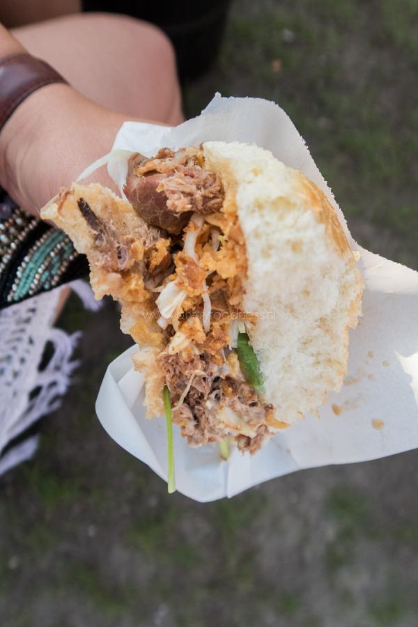 Pulled Pork Sandwich - SLOOP
