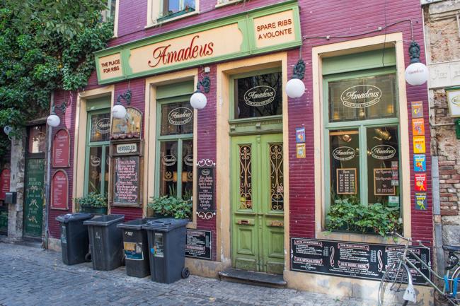 5x Eten in Gent