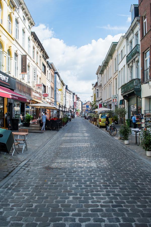 Oudburg - Gent