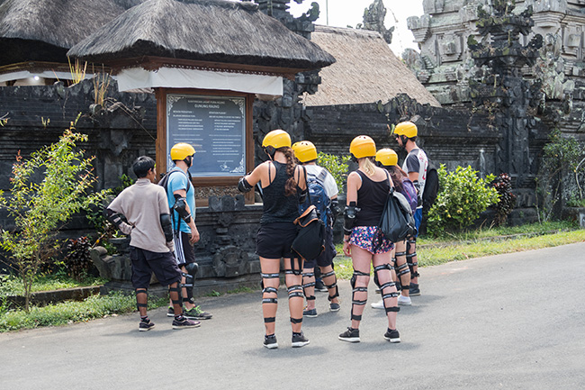 Must do op Bali: Mountainbiken