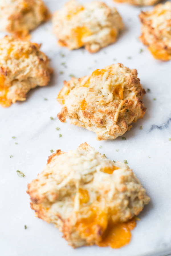 Cheddarbiscuits van Denise