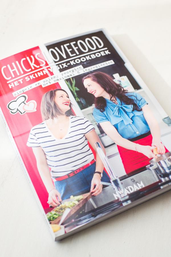 Chickslovefood Skinny Six Kookboek