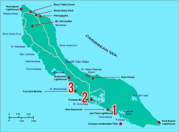 5x dit moet je weten voordat je naar Curaçao gaat