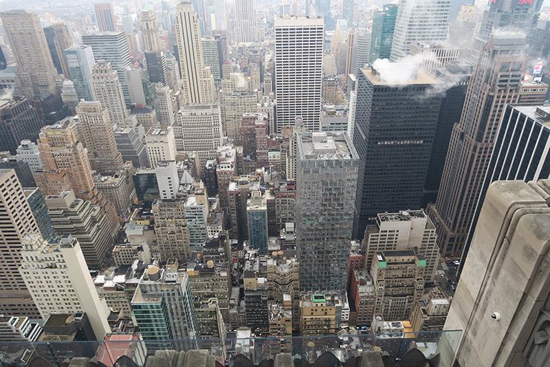 Eén week New York