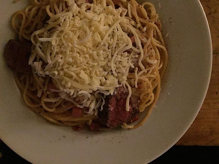 truffelspaghetti