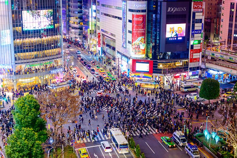 Ik bereid me voor op.... één dag Tokyo