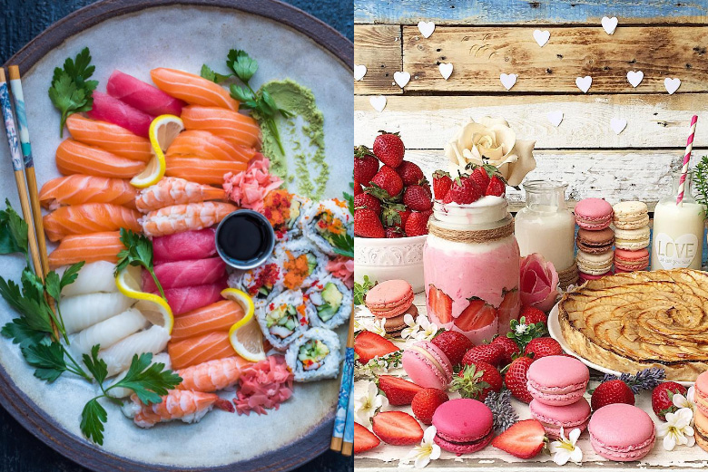 Mijn favoriete food Instagramaccounts
