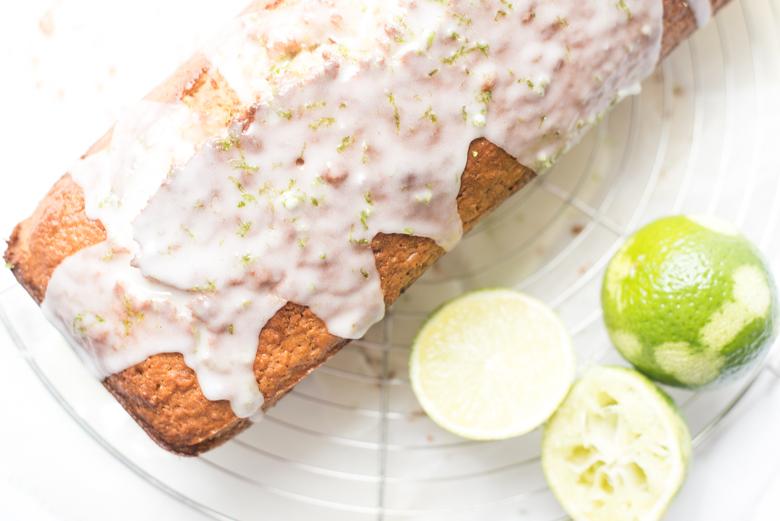 Limoen-Kokosbrood