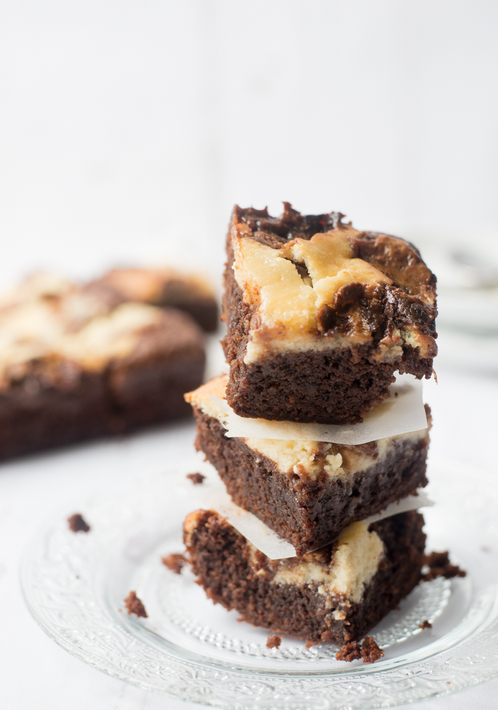 Milky Way Cheesecakebrownies