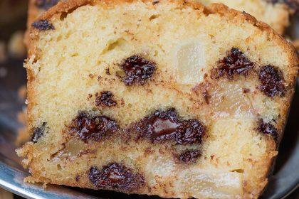 Chocolatechip perencake