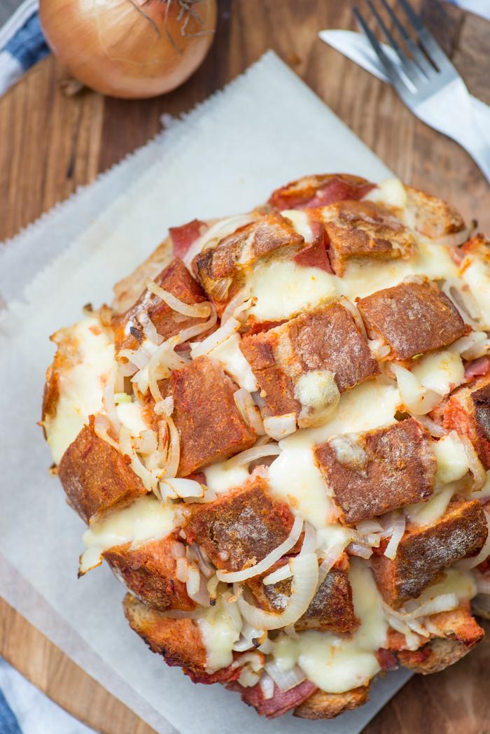 Pizza Borrelbrood