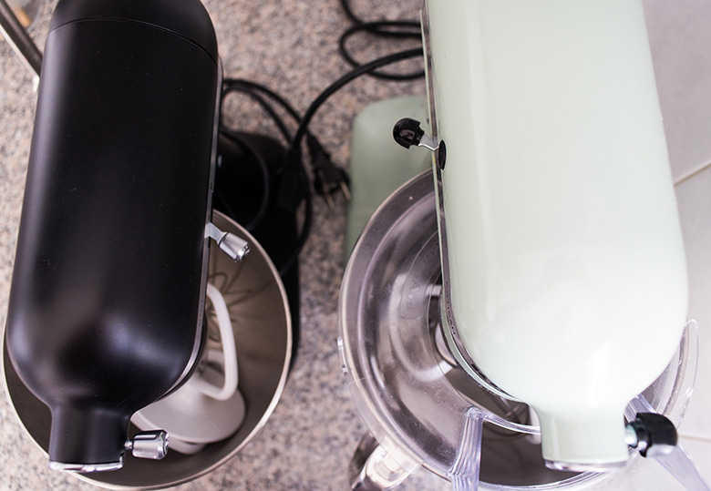 KitchenAid Mini vs Artisan