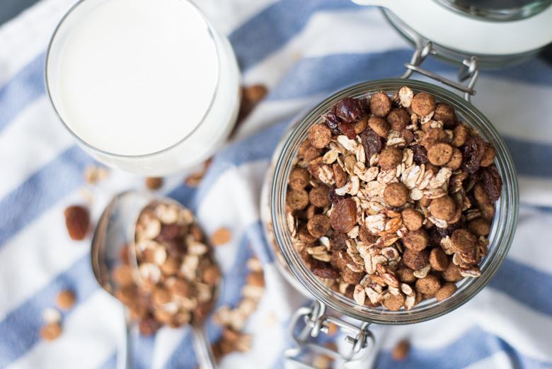 Sinterklaas granola