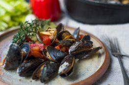 Zeeuwse mosselen op Spaanse wijze