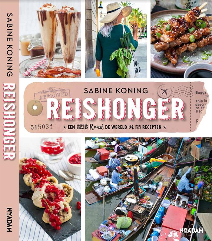 Omslag Reishonger Kookboek