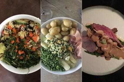 Sabs eetoverzicht week 16 - 2017