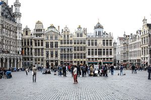 City Guide Brussel