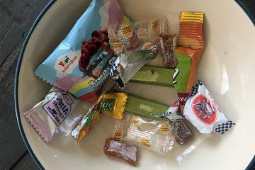 Balinese snacks proeven