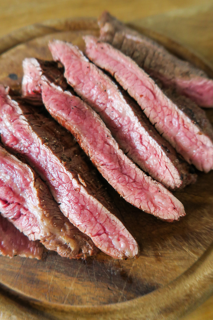 how to cook bavette on bbq