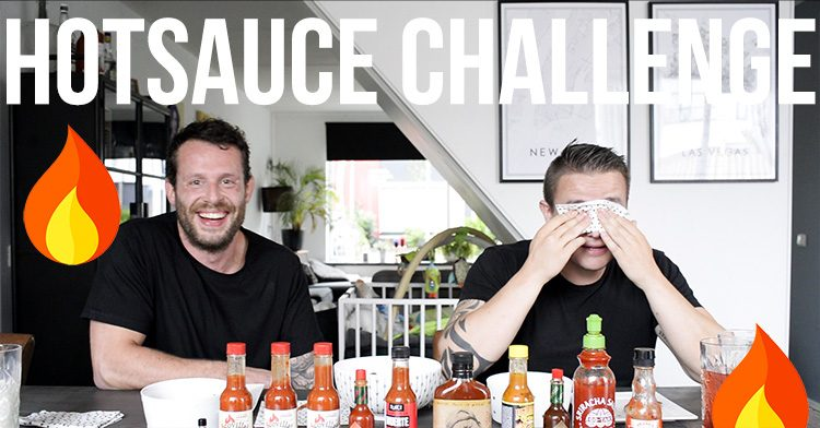 Hotsauce challenge