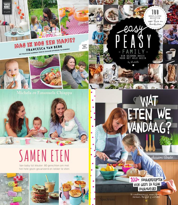Kookboeken kids