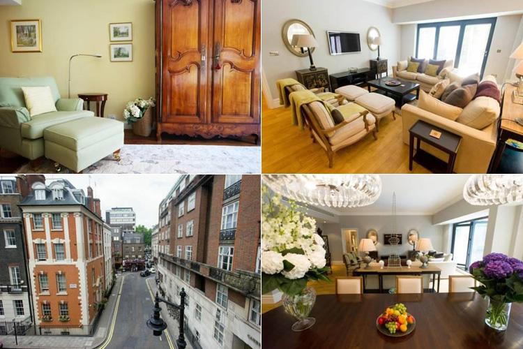 8-persoons appartement in de wijk Mayfair - via CASAMUNDO