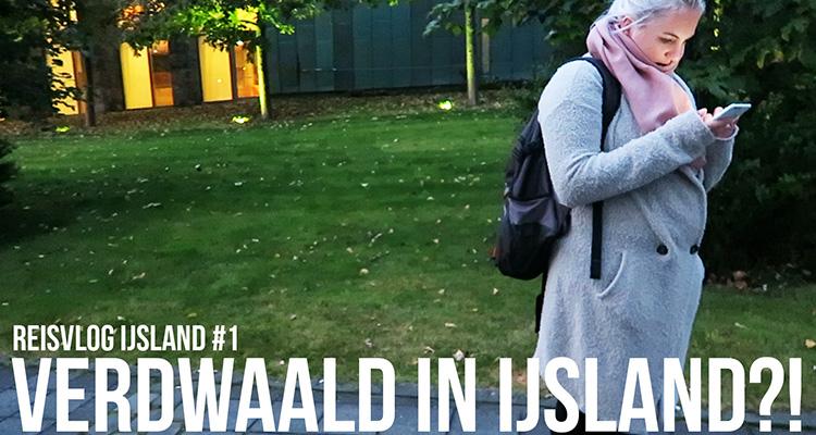 Verdwaald in IJsland?!