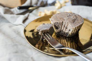Vegan Oreo Cheesecake