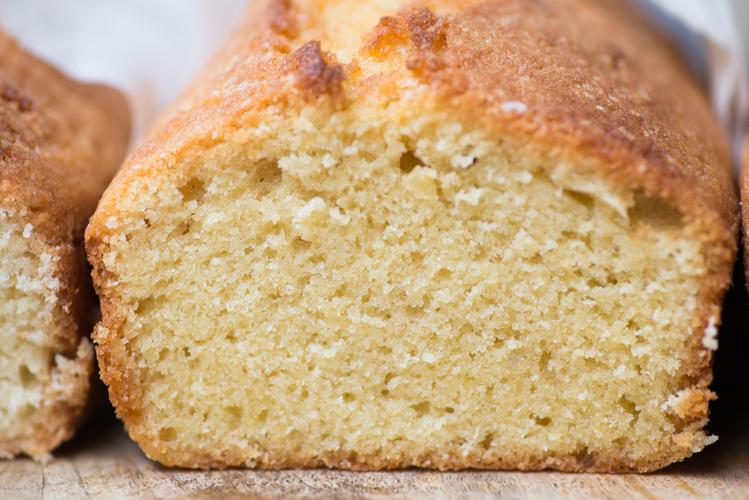 Cake met margarine