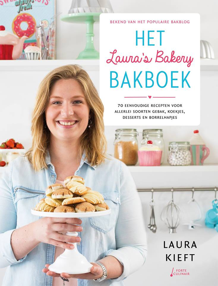 Laura's Bakery Bakboek
