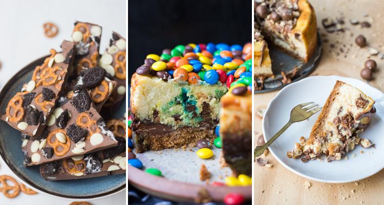 Top 10 OMF-recepten van Instagram