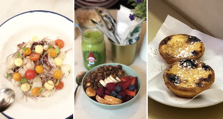 Foodie in Lissabon