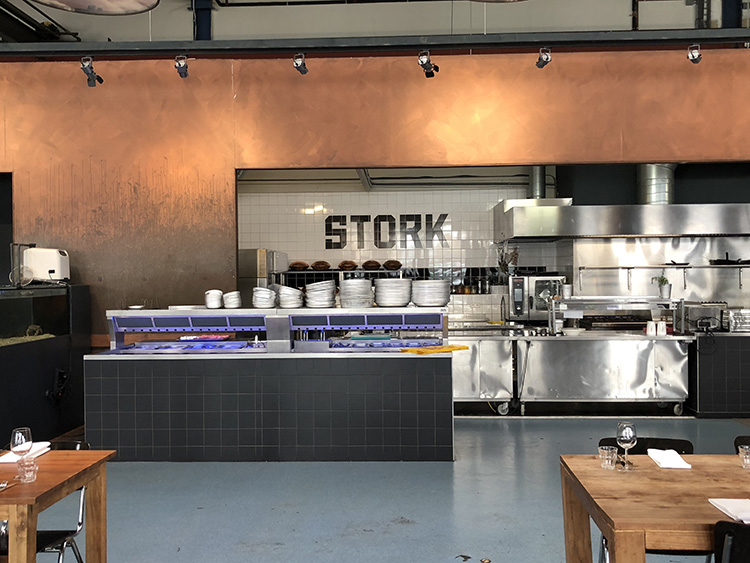 Restaurant Stork